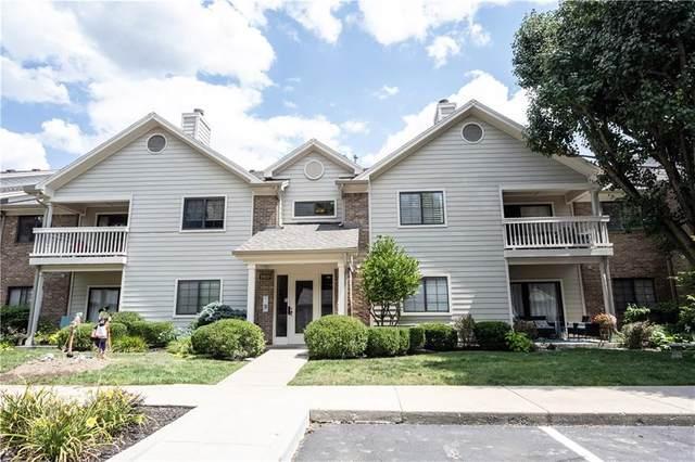 11651 Lenox Lane #102, Carmel, IN 46032 (MLS #21802755) :: Heard Real Estate Team | eXp Realty, LLC