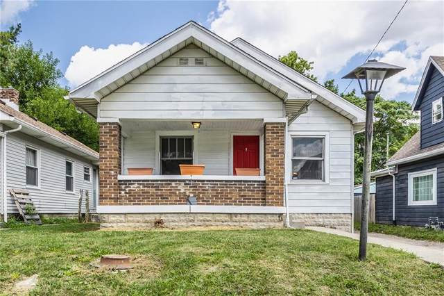 1130 E Bradbury Avenue, Indianapolis, IN 46203 (MLS #21802766) :: Heard Real Estate Team | eXp Realty, LLC