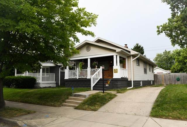 1135 N Euclid Avenue, Indianapolis, IN 46201 (MLS #21802771) :: The ORR Home Selling Team