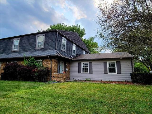 4616 London Drive, Indianapolis, IN 46254 (MLS #21802772) :: Heard Real Estate Team | eXp Realty, LLC