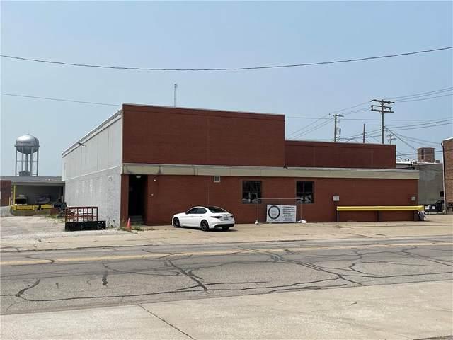 129 S Broadway Street, Greensburg, IN 47240 (MLS #21802779) :: Pennington Realty Team