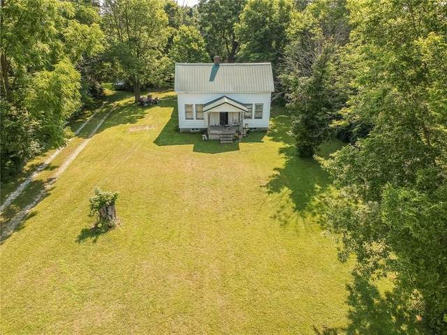 9348 N 625 W, Frankton, IN 46044 (MLS #21802780) :: The ORR Home Selling Team