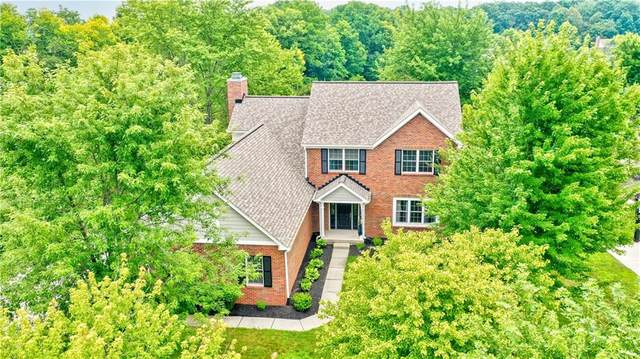 9434 Greenthread Drive, Zionsville, IN 46077 (MLS #21802783) :: Mike Price Realty Team - RE/MAX Centerstone