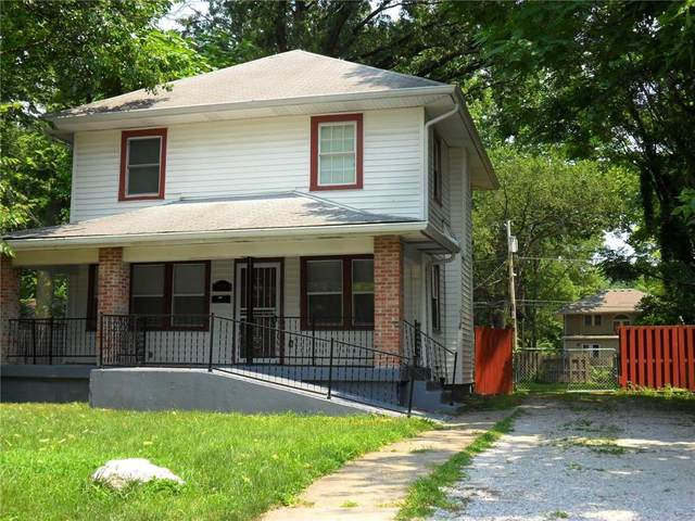 3419 N Winthrop Avenue, Indianapolis, IN 46205 (MLS #21802810) :: The Indy Property Source