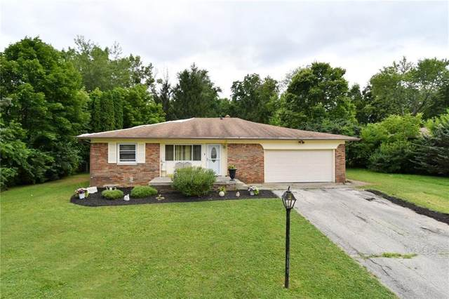 1937 Copenhaver Drive, Indianapolis, IN 46228 (MLS #21802814) :: The Evelo Team