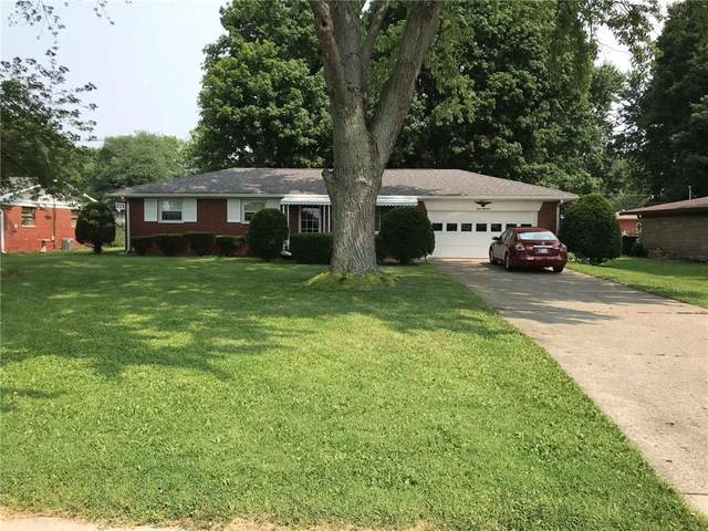 700 W Smith Valley Road, Greenwood, IN 46142 (MLS #21802815) :: Pennington Realty Team