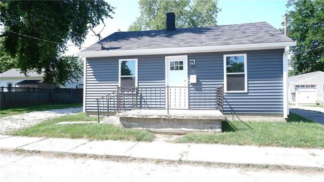 22 Tague Street, Greenfield, IN 46140 (MLS #21802824) :: AR/haus Group Realty