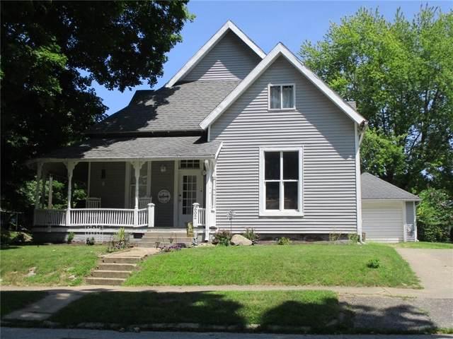 602 S Water Street, Crawfordsville, IN 47933 (MLS #21802844) :: Dean Wagner Realtors