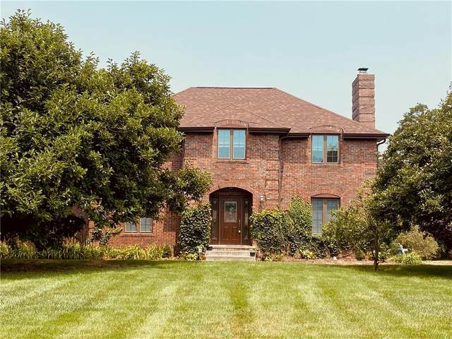 901 Evensview Drive, Greencastle, IN 46135 (MLS #21802851) :: The Evelo Team