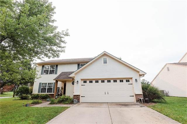809 Pin Oak Lane, Franklin, IN 46131 (MLS #21802866) :: Mike Price Realty Team - RE/MAX Centerstone