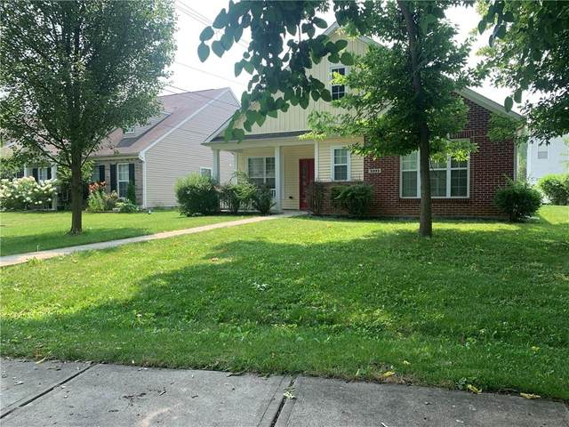 3333 W 39TH Street, Indianapolis, IN 46228 (MLS #21802880) :: The Evelo Team