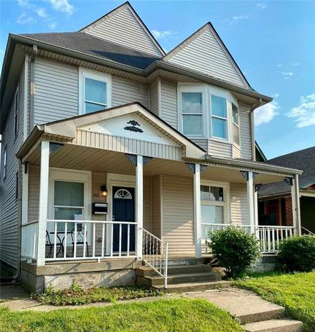 743 Terrace Avenue, Indianapolis, IN 46203 (MLS #21802905) :: The Evelo Team