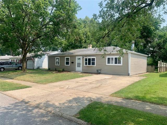 3519 N Whitcomb Avenue, Indianapolis, IN 46224 (MLS #21802906) :: Dean Wagner Realtors