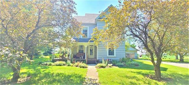 12115 N 125 Road W, Alexandria, IN 46001 (MLS #21802917) :: The ORR Home Selling Team