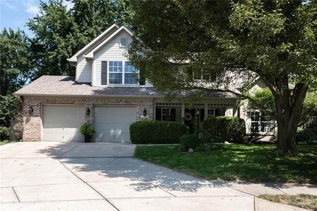 11596 Wildflower Court, Fishers, IN 46038 (MLS #21802918) :: Heard Real Estate Team | eXp Realty, LLC