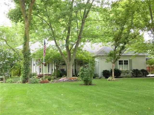 2110 Dena Drive, Anderson, IN 46017 (MLS #21802924) :: The ORR Home Selling Team