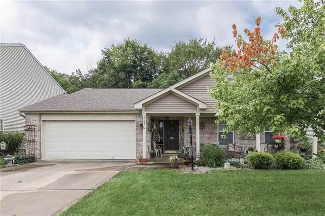 7821 Harshaw Drive, Indianapolis, IN 46239 (MLS #21802927) :: Pennington Realty Team