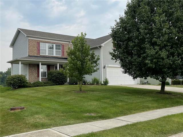 595 Pebble Drive, Fortville, IN 46040 (MLS #21802941) :: RE/MAX Legacy