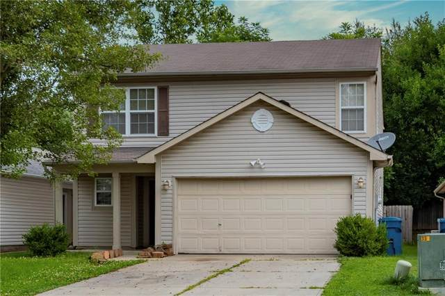 6670 Glenn Meade Drive, Indianapolis, IN 46241 (MLS #21802946) :: The Indy Property Source