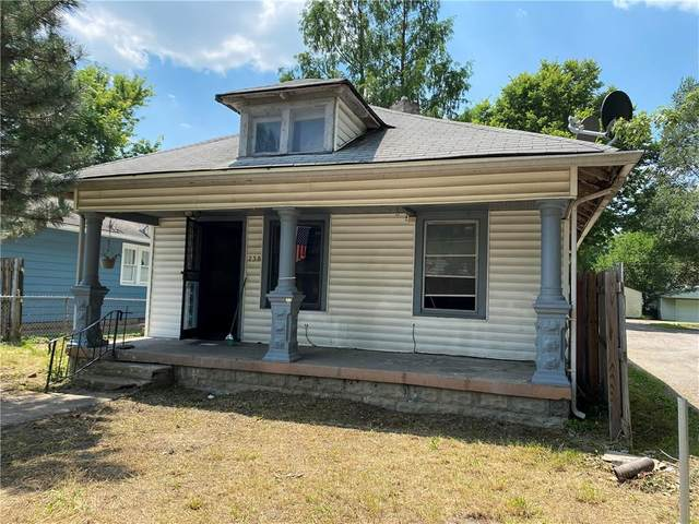 238 S Temple Avenue, Indianapolis, IN 46201 (MLS #21802955) :: AR/haus Group Realty