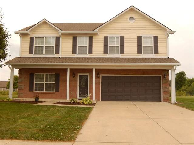 1446 N Salem Court, Greenfield, IN 46140 (MLS #21802958) :: Mike Price Realty Team - RE/MAX Centerstone