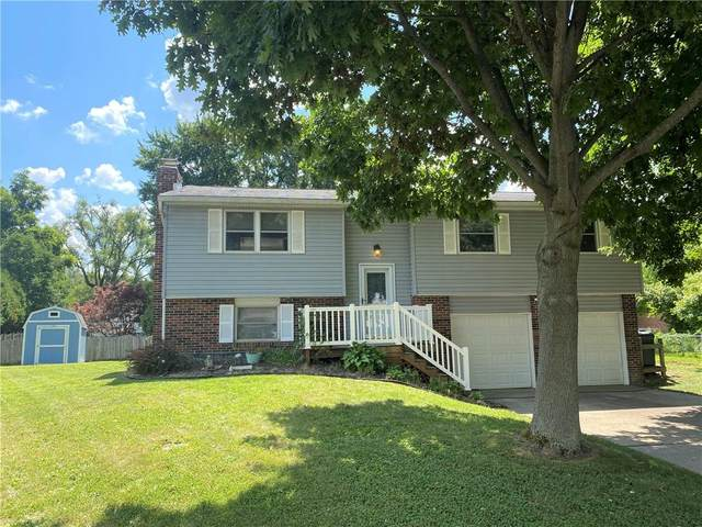 1323 Dogwood Court, Brownsburg, IN 46112 (MLS #21802963) :: The Evelo Team