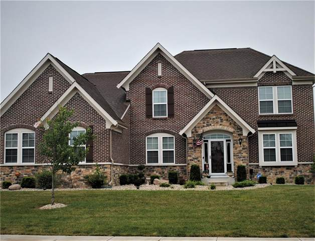 5788 Oakstrand Way, Bargersville, IN 46106 (MLS #21802968) :: AR/haus Group Realty