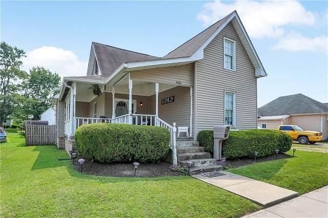 400 W 2nd Street, Sheridan, IN 46069 (MLS #21802987) :: Heard Real Estate Team | eXp Realty, LLC