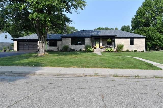 2951 E 62ND Street, Indianapolis, IN 46220 (MLS #21802995) :: Mike Price Realty Team - RE/MAX Centerstone