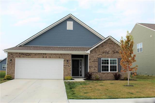 6612 Laurelwood Drive, Pendleton, IN 46064 (MLS #21803020) :: Mike Price Realty Team - RE/MAX Centerstone