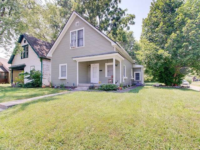 2260 N Harding Street, Indianapolis, IN 46208 (MLS #21803087) :: The Evelo Team