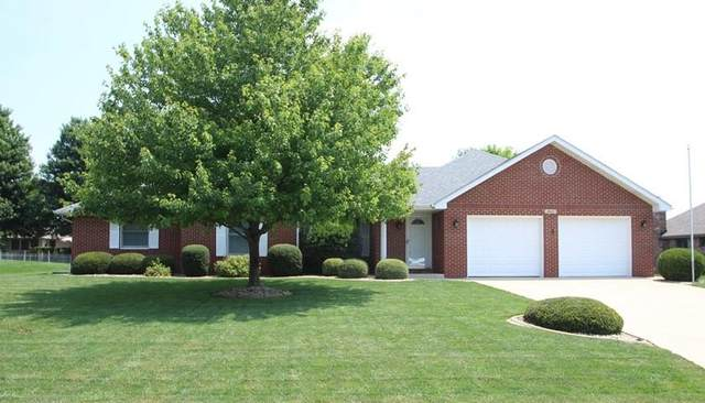 862 Westgate Drive, Anderson, IN 46012 (MLS #21803107) :: RE/MAX Legacy