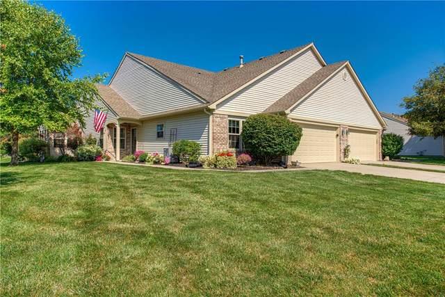 1196 Brittany Circle, Brownsburg, IN 46112 (MLS #21803118) :: Heard Real Estate Team | eXp Realty, LLC