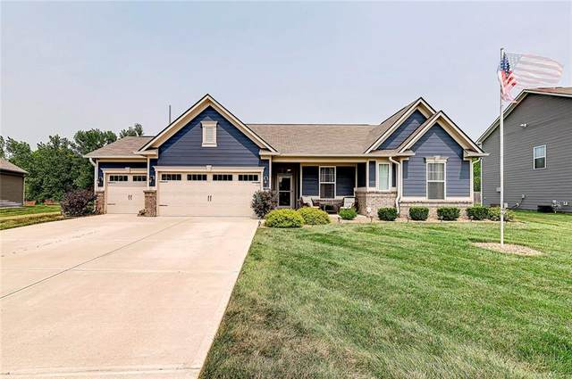 7570 Rosemont Drive, Brownsburg, IN 46112 (MLS #21803126) :: Anthony Robinson & AMR Real Estate Group LLC
