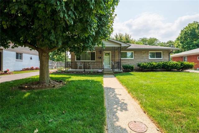5017 Mccray Street, Indianapolis, IN 46224 (MLS #21803127) :: RE/MAX Legacy
