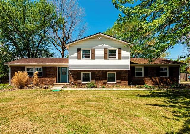 6510 Sunnyside Road, Indianapolis, IN 46236 (MLS #21803130) :: The Evelo Team