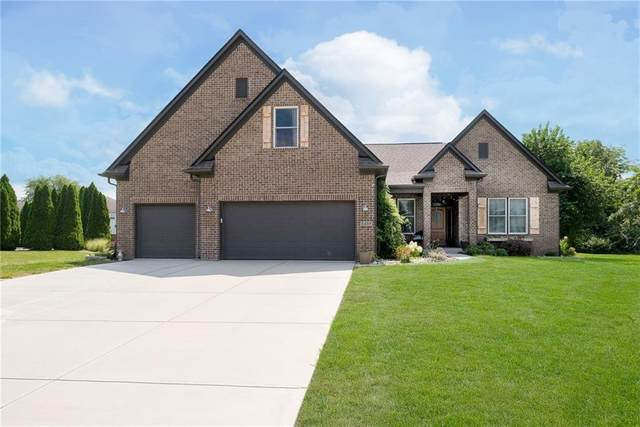 6459 Canak Drive, Avon, IN 46123 (MLS #21803145) :: Mike Price Realty Team - RE/MAX Centerstone