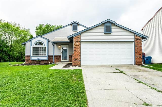 3750 Vienna Place, Indianapolis, IN 46228 (MLS #21803175) :: Pennington Realty Team