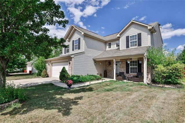 12775 Touchdown Drive, Fishers, IN 46037 (MLS #21803185) :: The Evelo Team