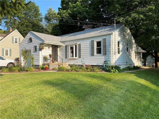 927 Lindberg Road, Anderson, IN 46012 (MLS #21803197) :: Ferris Property Group