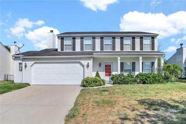 4813 Spring Flower Court, Indianapolis, IN 46237 (MLS #21803223) :: Richwine Elite Group