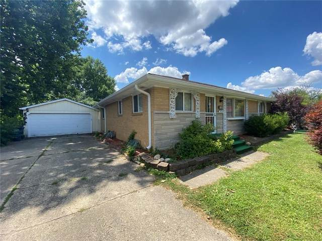 513 Gerry Drive, Beech Grove, IN 46107 (MLS #21803248) :: Mike Price Realty Team - RE/MAX Centerstone