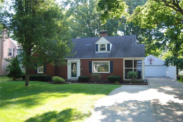 1224 Park Road, Anderson, IN 46011 (MLS #21803254) :: The Evelo Team