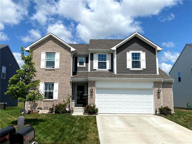 12348 Rustic Meadow Drive, Indianapolis, IN 46229 (MLS #21803255) :: Mike Price Realty Team - RE/MAX Centerstone