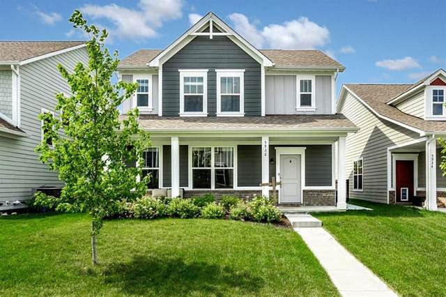 5932 Crowley Parkway, Whitestown, IN 46075 (MLS #21803301) :: The Indy Property Source