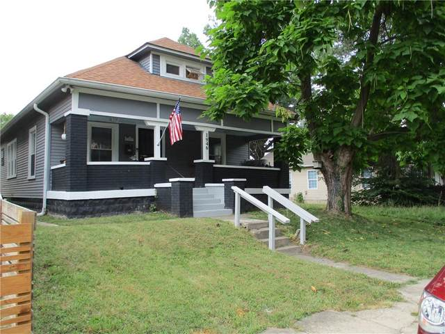 1946 Holloway Avenue, Indianapolis, IN 46218 (MLS #21803309) :: Richwine Elite Group