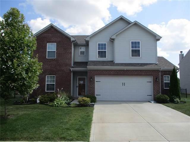 7819 Housefinch Lane, Indianapolis, IN 46239 (MLS #21803329) :: David Brenton's Team