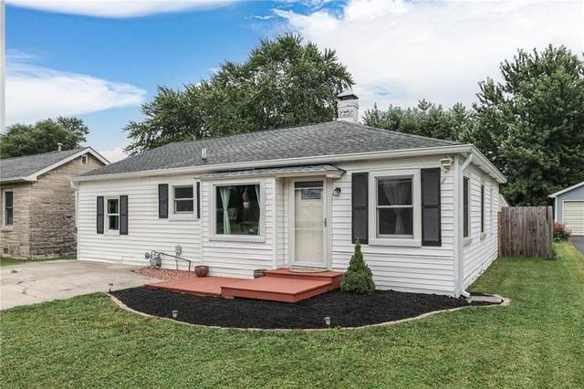 5909 Hardegan Street, Indianapolis, IN 46227 (MLS #21803346) :: Mike Price Realty Team - RE/MAX Centerstone