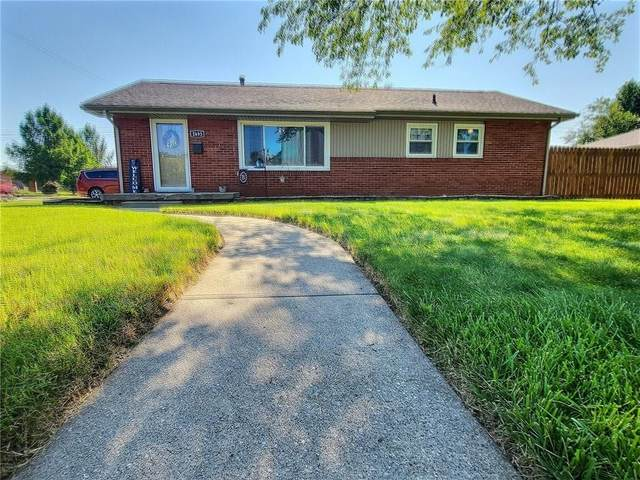2693 Forest Drive, Columbus, IN 47201 (MLS #21803350) :: Pennington Realty Team