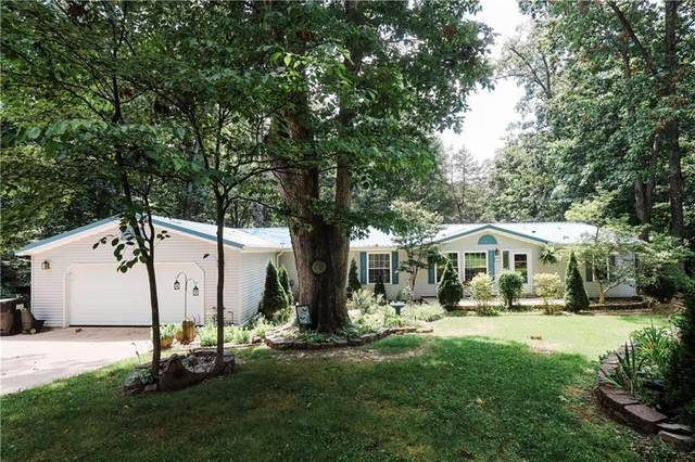 13372 E Hickory Hills Court, Solsberry, IN 47459 (MLS #21803375) :: Heard Real Estate Team | eXp Realty, LLC